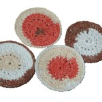 crochetd coasters